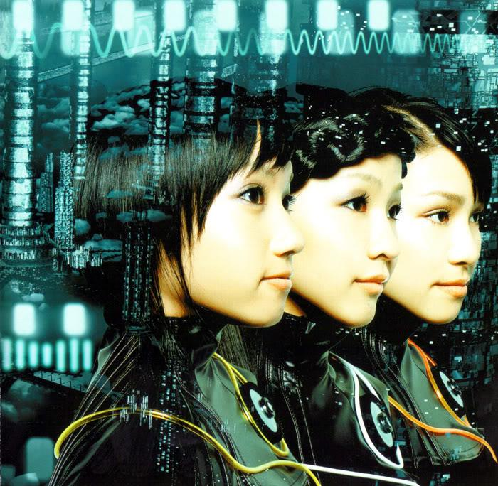 Single Linear Motor Girl by Perfume