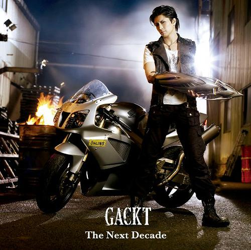 Single The Next Decade by GACKT