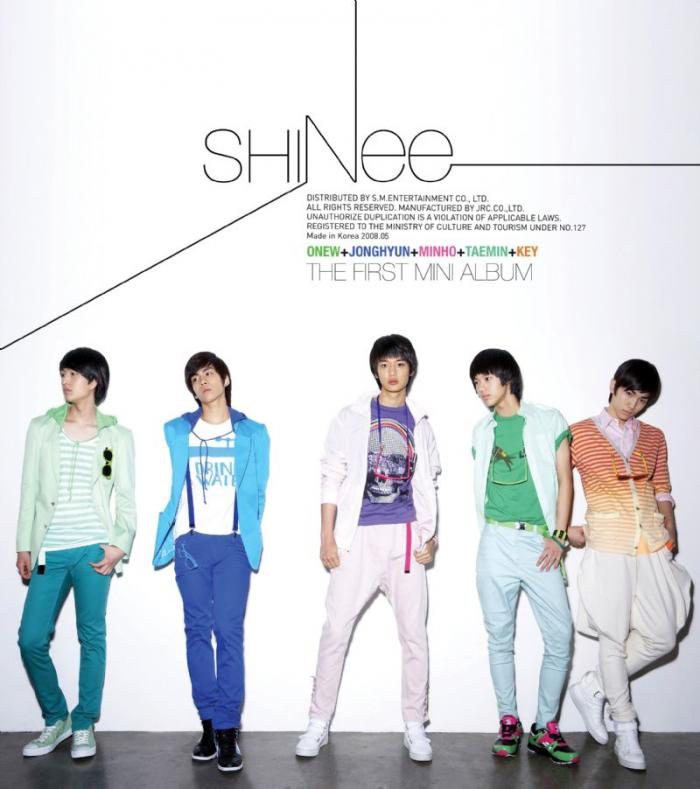 Mini album Nuna, You Are So Pretty (Replay) by SHINee