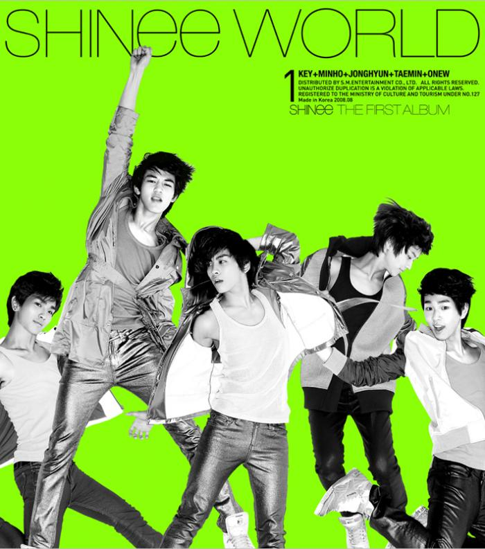 Album The SHINee World by SHINee