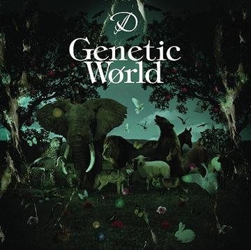 Album Genetic World by D