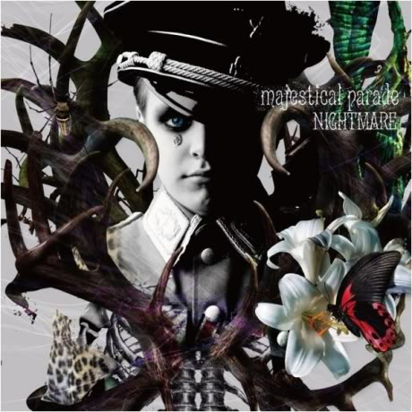 Album majestical parade by Nightmare