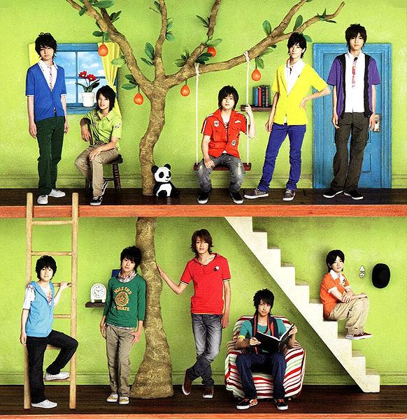 Single Your Seed / Bouken Rider by Hey! Say! JUMP
