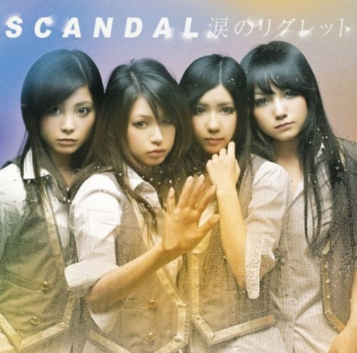 Single Namida no Regret by SCANDAL