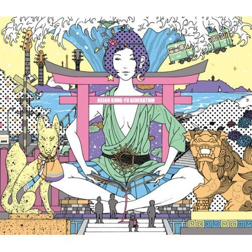 Album Surf Bungaku Kamakura by ASIAN KUNG-FU GENERATION