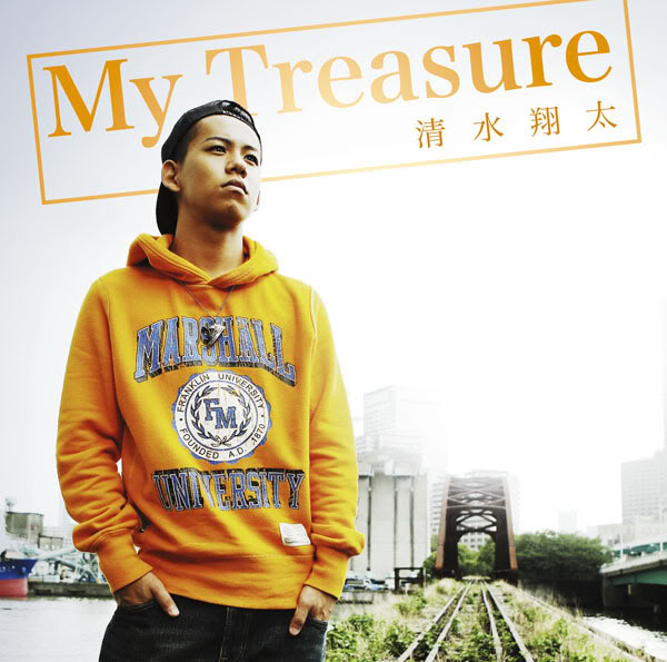 Single My Treasure by Shota Shimizu