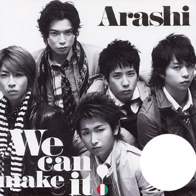 Single We can make it! by ARASHI