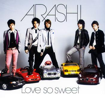 Single Love so sweet by Arashi