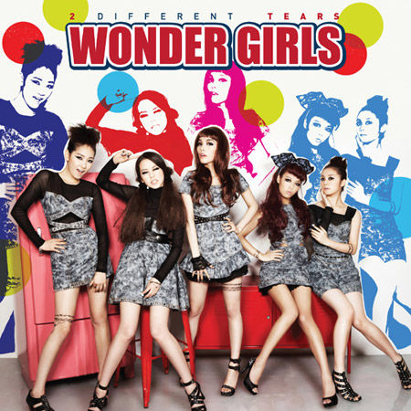 Single 2 Different Tears by Wonder Girls