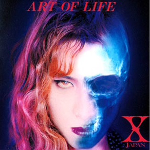 Album Art of Life by X Japan