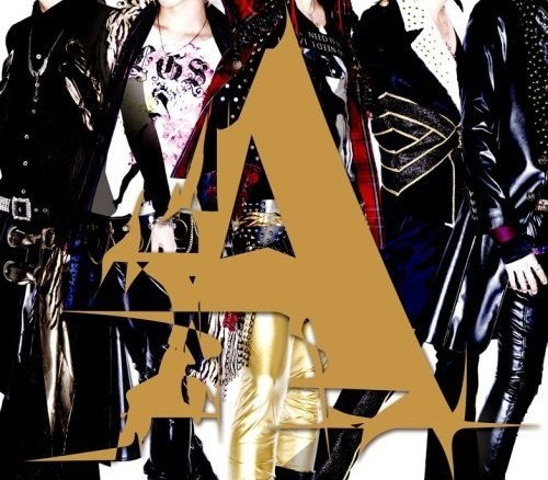 Album Alpha by Alice Nine