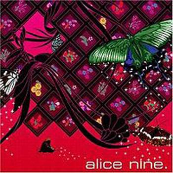 Album Zekkeishoku  (絶景色; Vivid Scenery of Colors) by Alice Nine