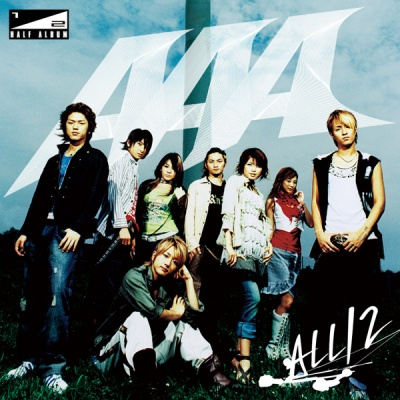 Mini album ALL/2 by AAA