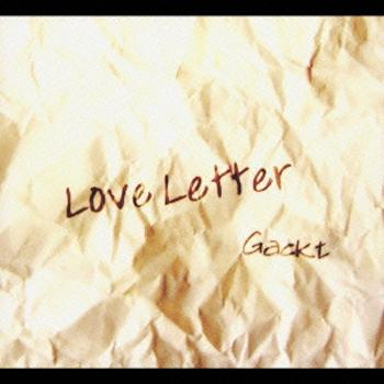 Album Love Letter by GACKT