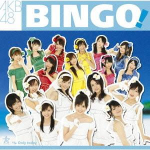 Single BINGO! by AKB48