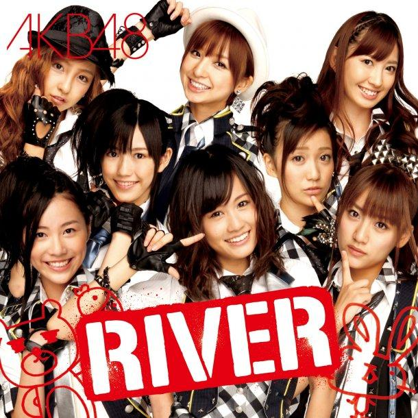 Single RIVER by AKB48