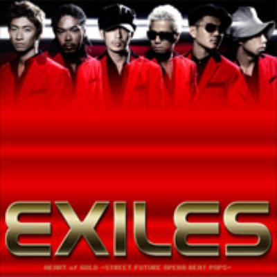Album HEART of GOLD 〜STREET FUTURE OPERA BEAT POPS〜 by EXILE
