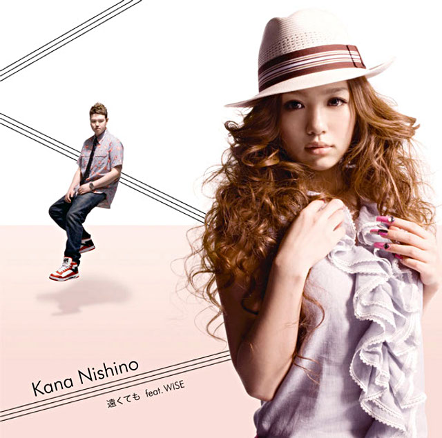 Single Tokutemo feat. WISE (遠くても feat.WISE) by Kana Nishino