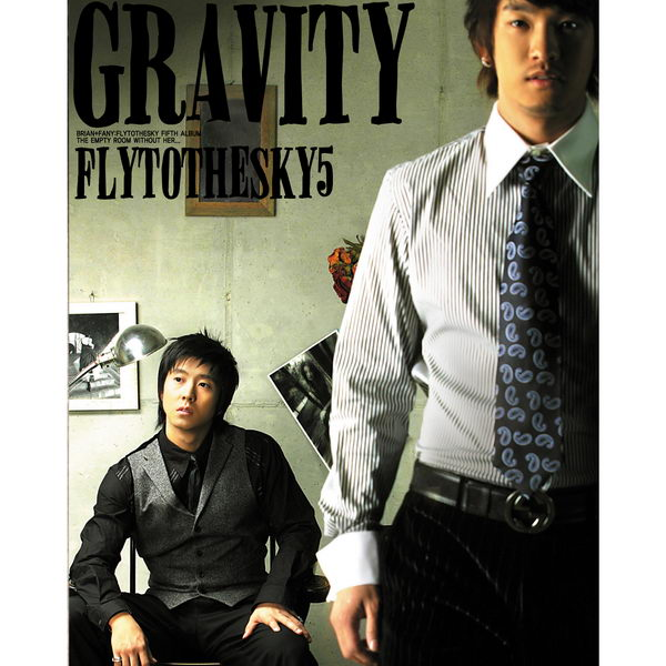 Album Gravity by Fly to the Sky