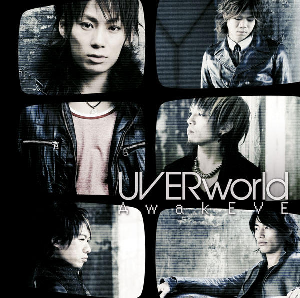 Album AwakEVE by UVERworld