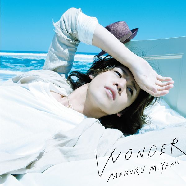 Album Wonder by Mamoru Miyano