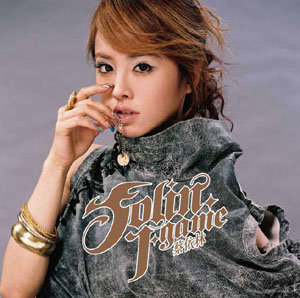 Album J-Game by Jolin Tsai