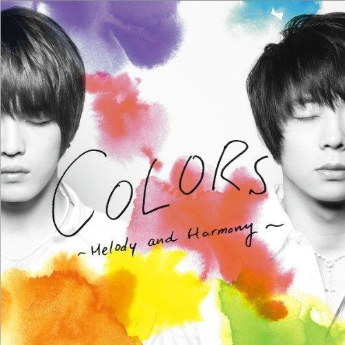 Single COLORS ~Melody and Harmony~ by Tohoshinki