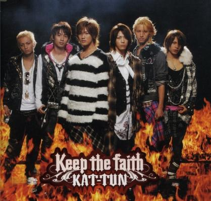 Single Keep the faith by KAT-TUN