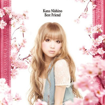 Single Best Friend by Kana Nishino