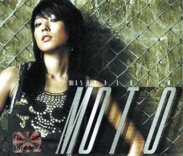 Album MOTO(Repackage) by BoA