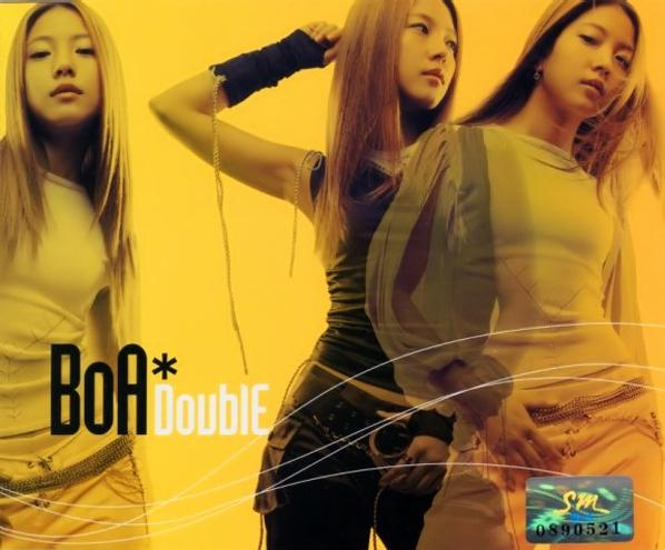 Single Double by BoA