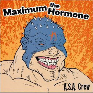 Album A.S.A. Crew by MAXIMUM THE HORMONE