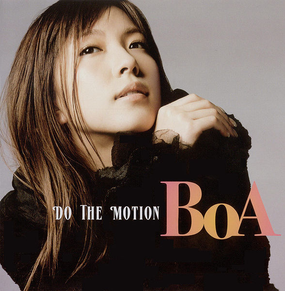 Single Do the Motion by BoA