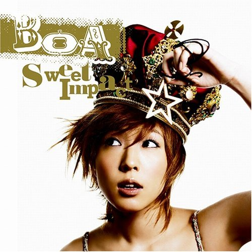 Single Sweet Impact by BoA