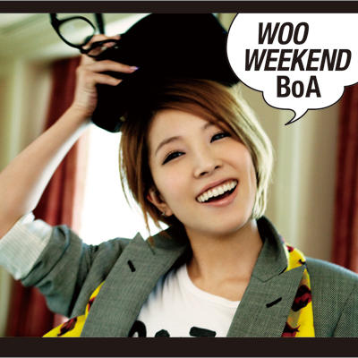 Single WOO WEEKEND by BoA