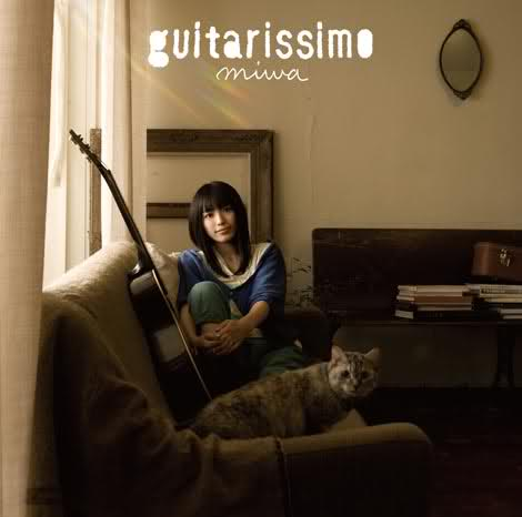 Album Guitarissimo by miwa