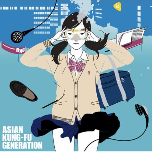 Single Aru Machi No Gunjo by ASIAN KUNG-FU GENERATION