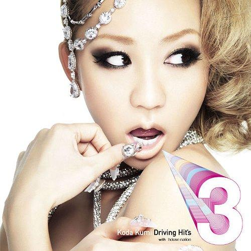 Album Driving Hit's 3 by Koda Kumi