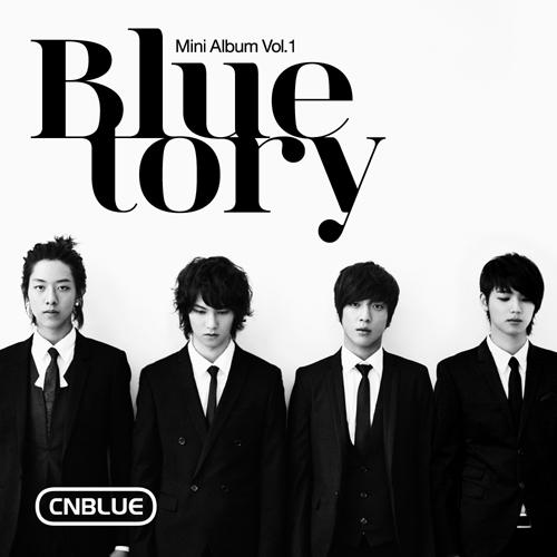 Mini album Bluetory by CNBLUE