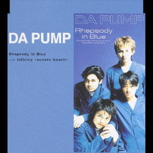 Single Rhapsody in Blue by DA PUMP