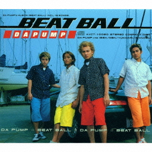Album BEAT BALL by DA PUMP