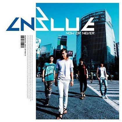 Mini album Now or Never by CNBLUE