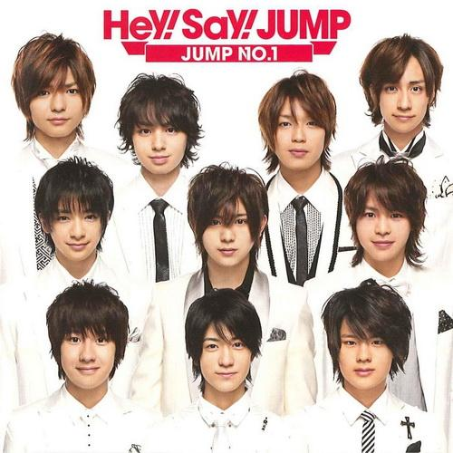 Album JUMP NO.1 by Hey! Say! JUMP