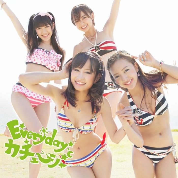 Single Everyday, Kachuusha by AKB48