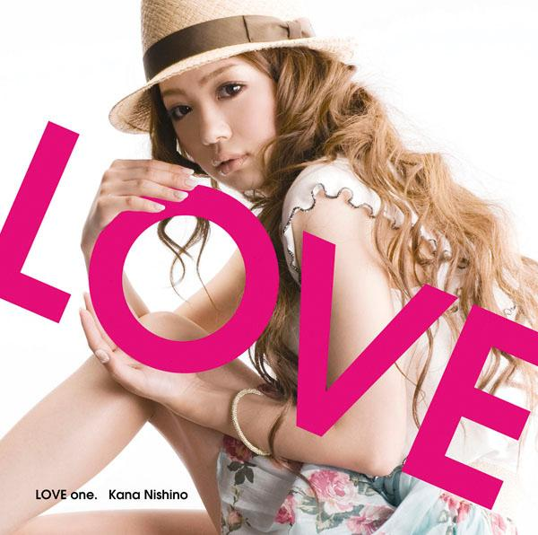 Album LOVE One. by Kana Nishino