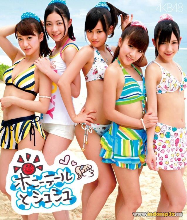 Single Ponytail to Shushu by AKB48