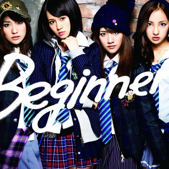 Single Beginner by AKB48