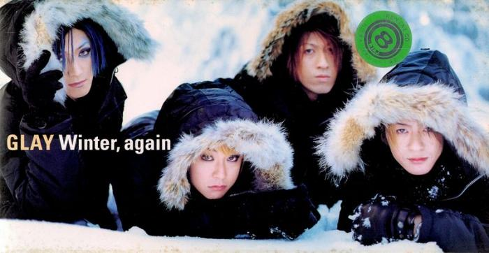 Single Winter, again by GLAY