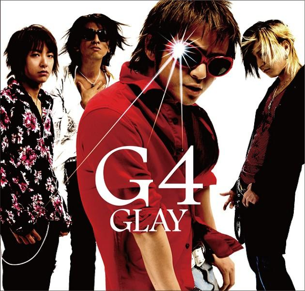 Single G4 by GLAY