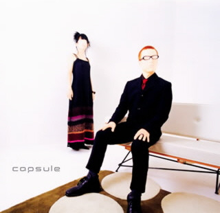 Album high collar girl by Capsule